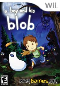 A Boy and His Blob (PAL, Multi5) Wii