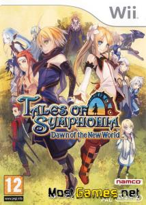 Tales Of Symphonia: Dawn Of The New World (PAL/ENG) Wii