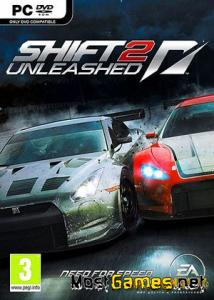 NFS: Shift 2 Unleashed - Legends & Speedhunters Packs + More Cars (2011) PC