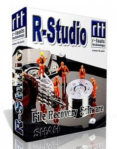 R-Studio 6.2 build 153617 Network Edition6.2