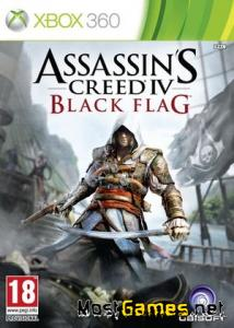 Assassin's Creed IV: Black Flag (2013) (PAL/RUSSOUND) XBOX360