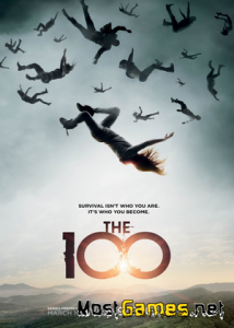 Сотня / 100 / The 100 / The Hundred / Сезон: 1 / Серии: 3 из 13 (2014) WEB-DL 720p