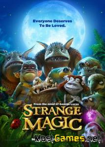 Странная магия / Strange Magic (2015) WEB-DL 720p