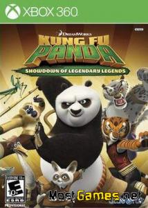 Kung Fu Panda: Showdown of Legendary Legends (Region Free/ENG) XBOX360